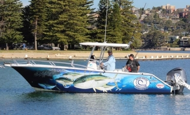 Boat Hire On Ocean Hunter